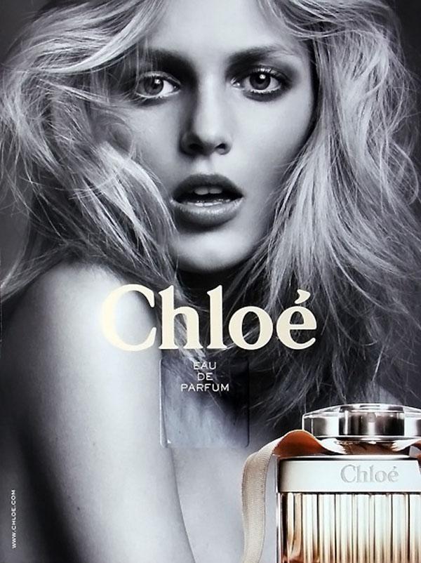 Mon parfum / Ma lingerie : Chloé