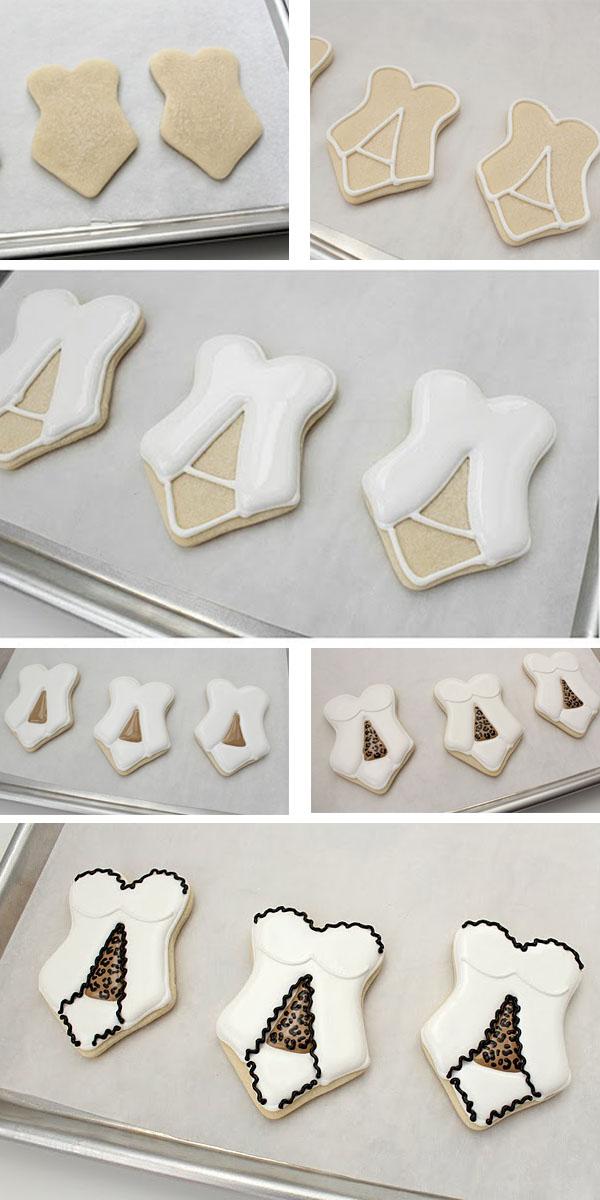 recette cookie lingerie