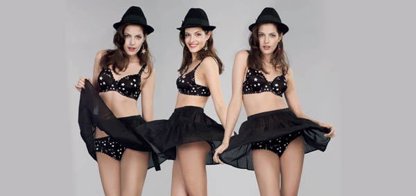 dim lingerie agnes B
