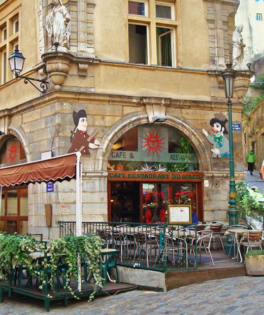 Café restaurant du soleil lyon