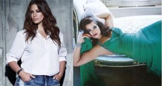 Tara Lynn et Ashley Graham sont deux mannequins grande traille très en vogue