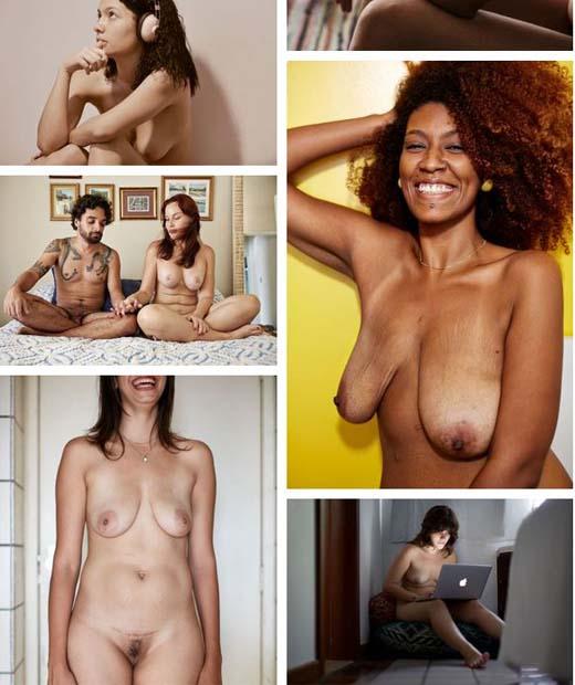 Il nous montre les gros seins de sa femme 3