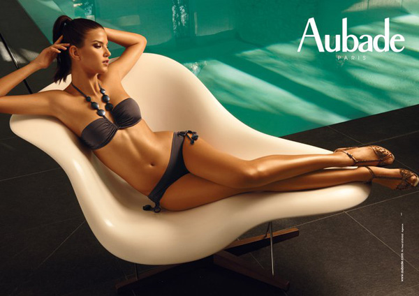 aubade collection maillot 2011