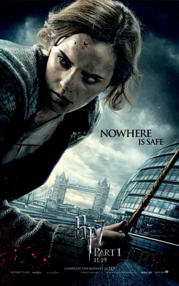 Adopter le look de : Hermione Granger dans Harry Potter