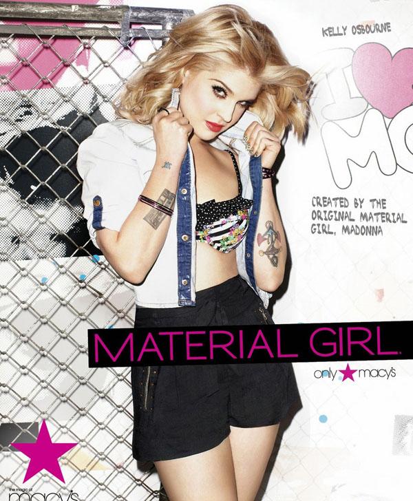 Material Girl lingerie
