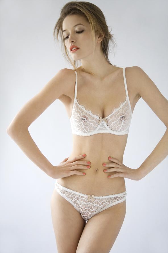 test lingerie Lemon Curve