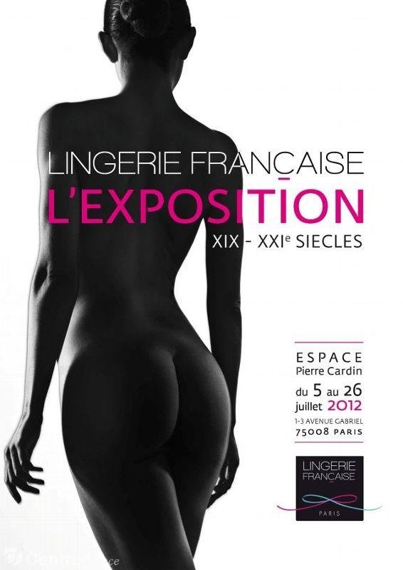 Exposition Lingerie Française lemon curve
