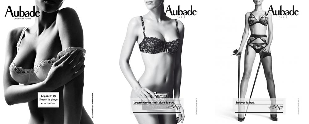 Leçons de séduction Aubade, Lady Aubade