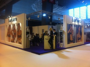 Barbara salon international de la lingerie