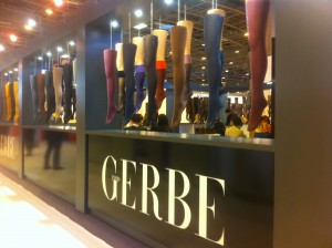 Gerbe salon international de la lingerie