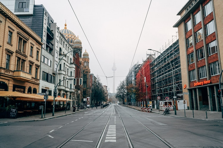 UN WEEKEND À BERLIN