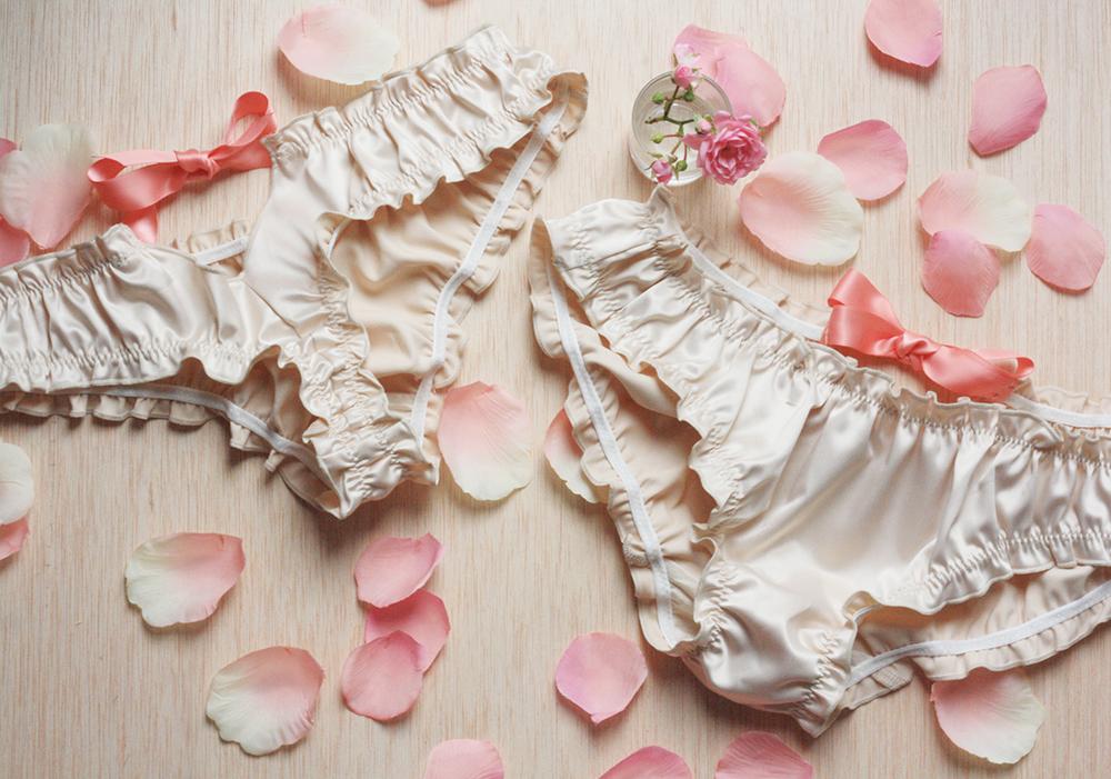 La culotte par Victoria de Mango and Salt, enfin en ligne !