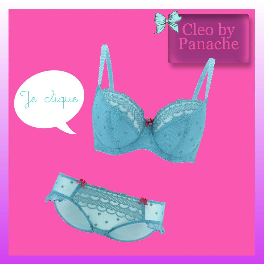 Parure lingerie Cleo by Panache