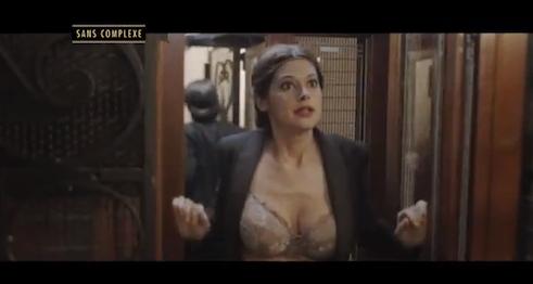 Publicités lingerie Sans Complexe