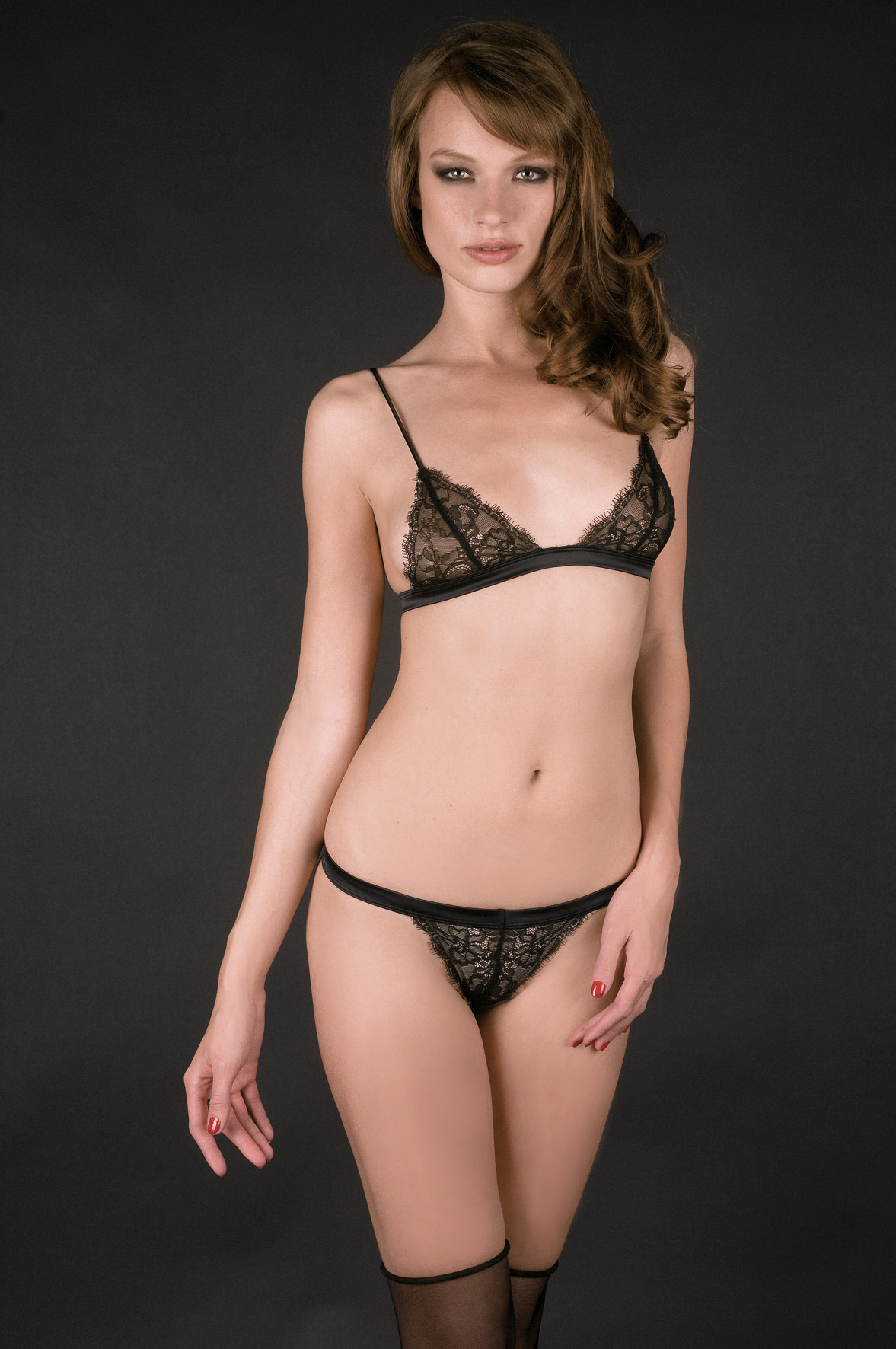 L'ensemble sublime luxure de Maison Close tendances lingerie