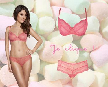 Superboost Lace de chez Gossard tendances lingerie