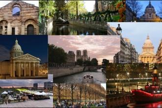 Un weekend à Paris : le quartier latin