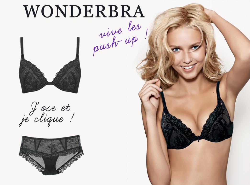 Push-up Chic Lace par Wonderbra