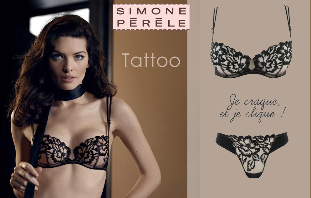 Tattoo par Simone Pérèle