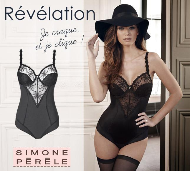Body Contrôle Révélation par Simone Pérèle