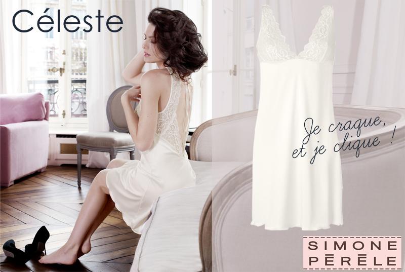 Nuisette Celeste par Simone Pérèle