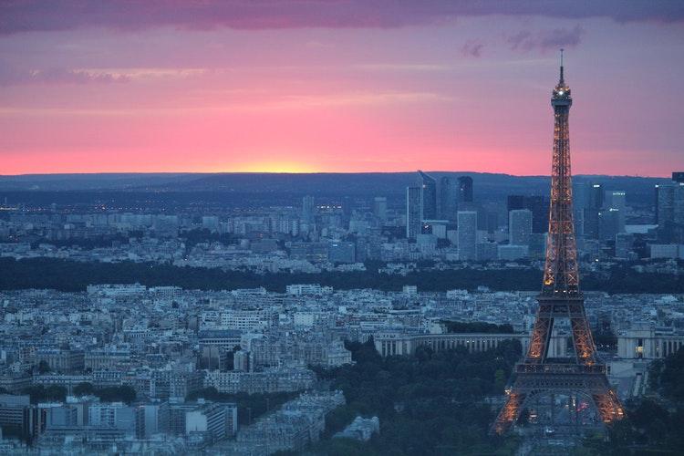 UN WEEK-END À PARIS : LES ALENTOURS DE LA TOUR EIFFEL