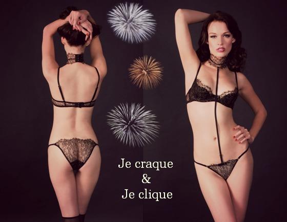 lingerie Maison Close Harnais