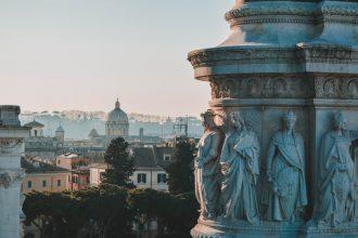 UN WEEK-END À ROME, LA VILLE ÉTERNELLE