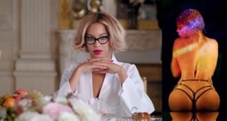 Beyoncé dans Partition