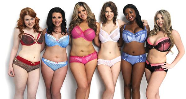 Curvy kate, la marque spécialisée dans la lingerie grande taille parfaite pour les poitrines généreuses