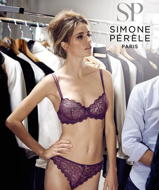 Simone Pérèle met son savoir-faire à disposition des femmes depuis 1948