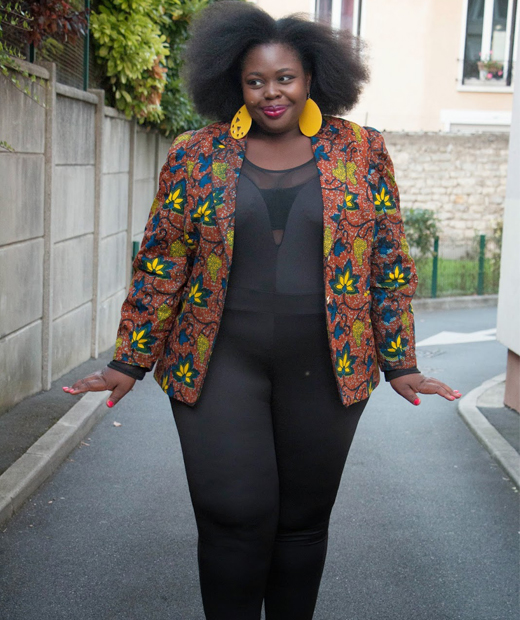 Vanoue du blog mode the curvy and the closet