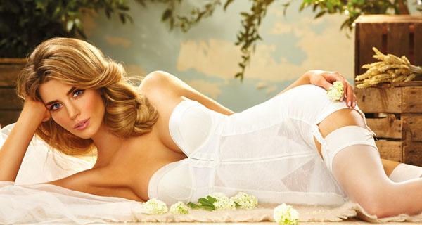 Quel sous vetement sous robe blanche