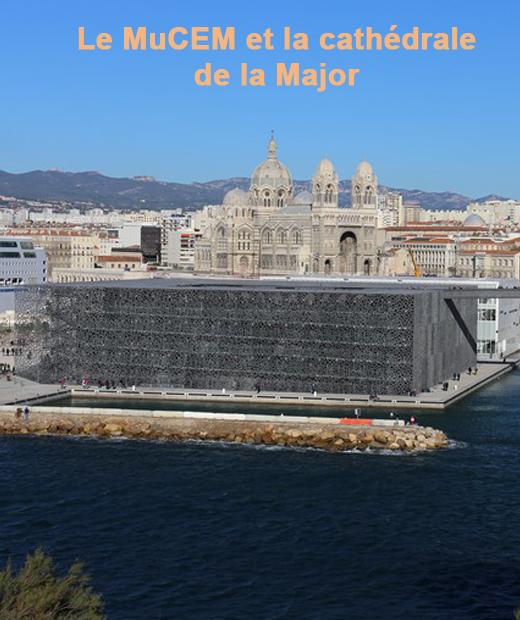 Le mucem de Marseille
