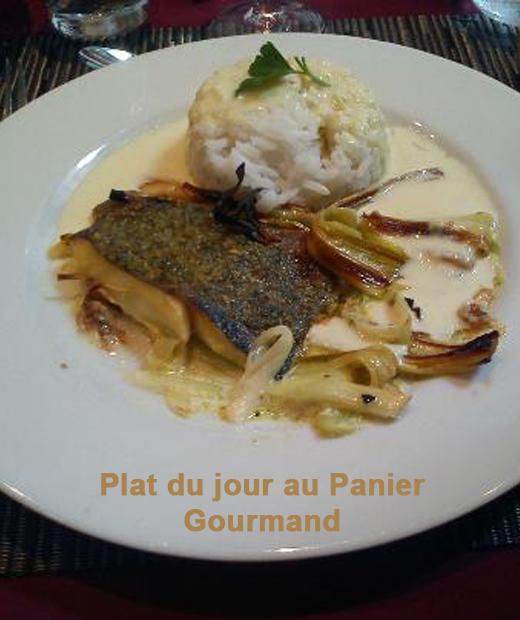 Au Panier Gourmand, très bon restaurant marseillais