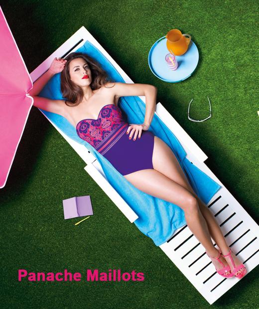 Panache Maillots est le spécialiste du swimwear pour les grandes tailles