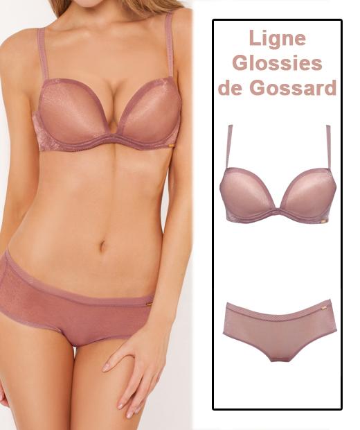 Ensemble de lingerie Glossies de Gossard