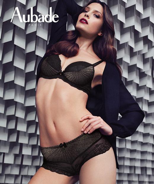 Ligne de lingerie Vegas Fever d'Aubade pour sa collection automne-hiver 2014