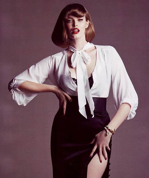 Robyn Lawley a posé pour Vogue Australie