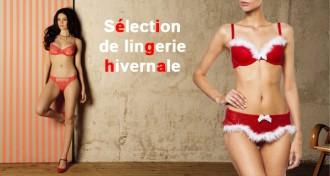 Pour Noël, misez sur une valeur sûre de la lingerie : le soutien-gorge rouge