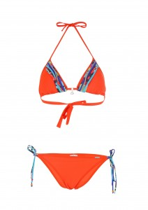 Maillot orange Spring Banana Moon
