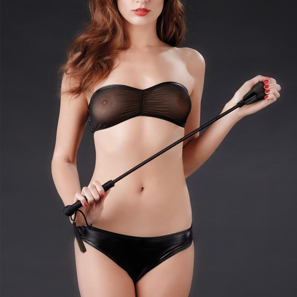 Cravache marque de lingerie Maison Close Badine