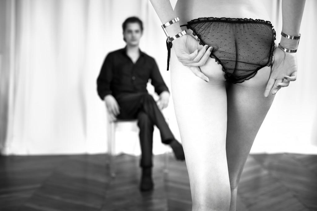 Marque de lingerie Atelier Amour culotte Friponne