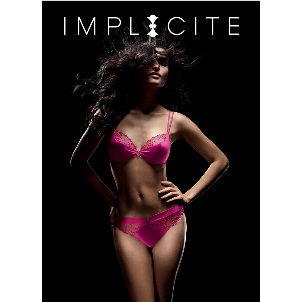 Campagne publicitaire marque Implicite