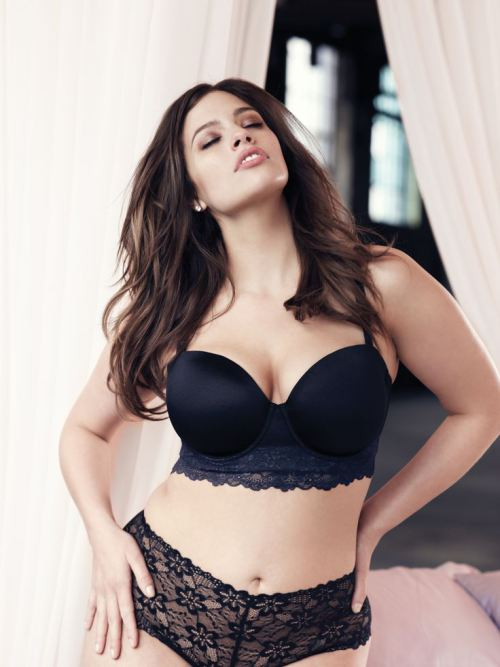 Ashley Graham Lingerie Grande Taille
