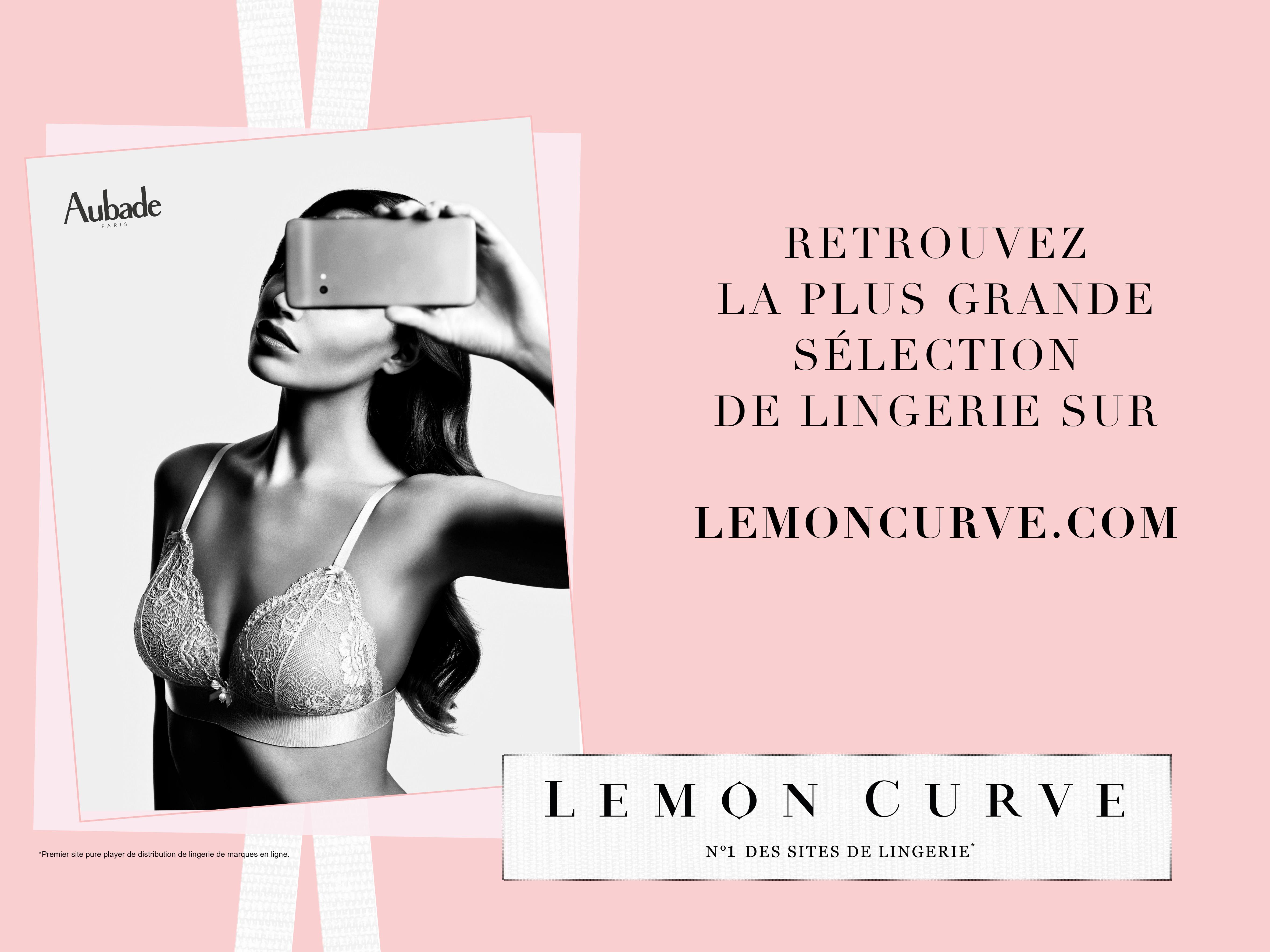 Lemon Curve fait sa campagne dans le métro !