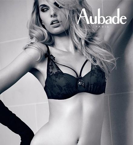 100% authentic later clearance sale Les nouvelles collections de lingerie Aubade