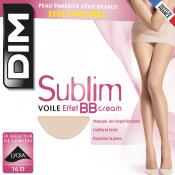 Collant Sublim Voile Effet Bb Cream 16D Chair Dim Chaussant - Collants - Collants