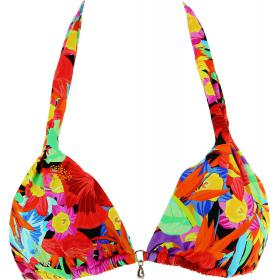 Soutien-Gorge Triangle Multicolore Banana Moon - Triangles (maillots) - Maillots de bain triangles
