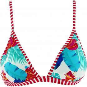 Soutien-Gorge Triangle Blanc Banana Moon - Triangles (maillots) - Maillots de bain triangles